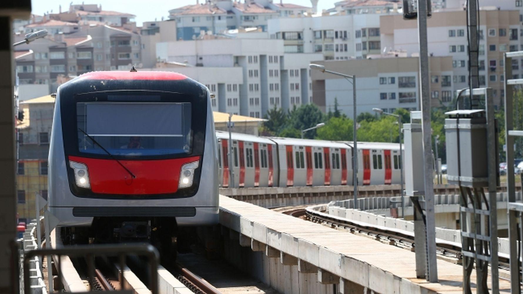 Metro de Ankara