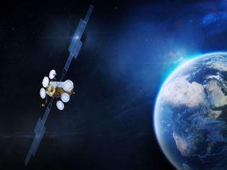 Eutelsat D satelīta līgums ar Airbus par galvenās Jorunge ligzdas būvniecību