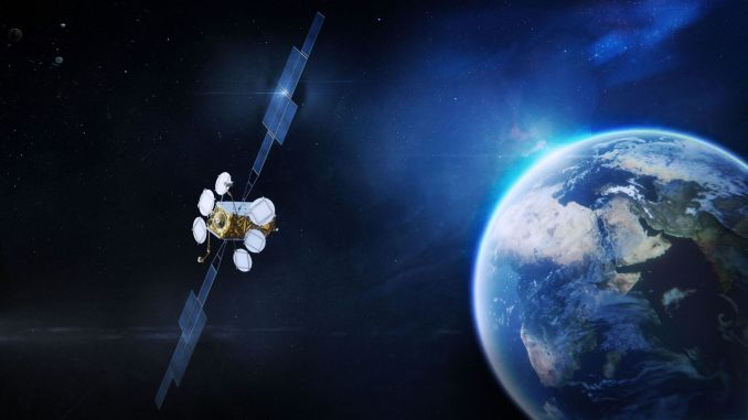 Eutelsat D Satellite Agreement with Airbus for Construction of Main Yorunge Nest