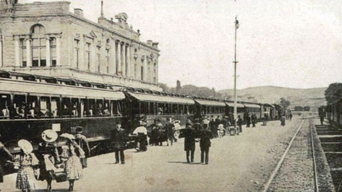 Haydarpasa Izmir line