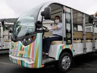 Islands electric vehicle fleet to be strengthened