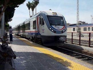 Der Zugverkehr mit Adana Mersin beginnt erneut