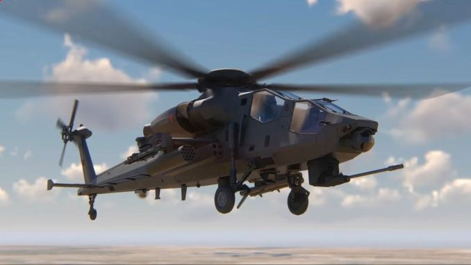 Engines of heavy class attack helicopter attack will come from ukraine
