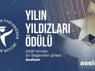 Aselsan was named the most admired company of the year