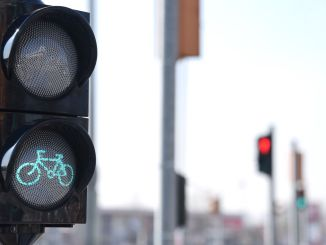 Increasing the number of bicycle traffic lights in the bicycle city konya