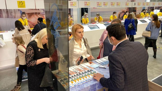 tourism values of the scholarship at the international tourism fair in moscow