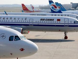 Die Zahl der tausend Tender der Cin-Flugzeugflotte überstieg eintausend
