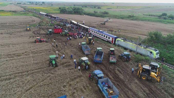 При катастрофата с влака Corlu допълнителният експертен доклад стигна до съда, които са основните дефекти