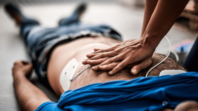 What is cpr basic life support?