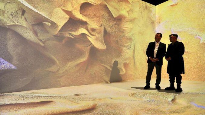 ekrem imamoglu refik visited anatolia's exhibition