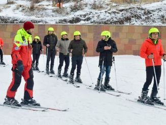 erciyes as provides operating consultancy in azerbaijan agbulak ski center