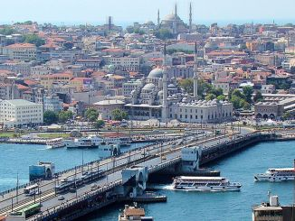 where is the galata bridge