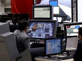 Forbedret feilsøking treningssimulator for havelsan jagerfly
