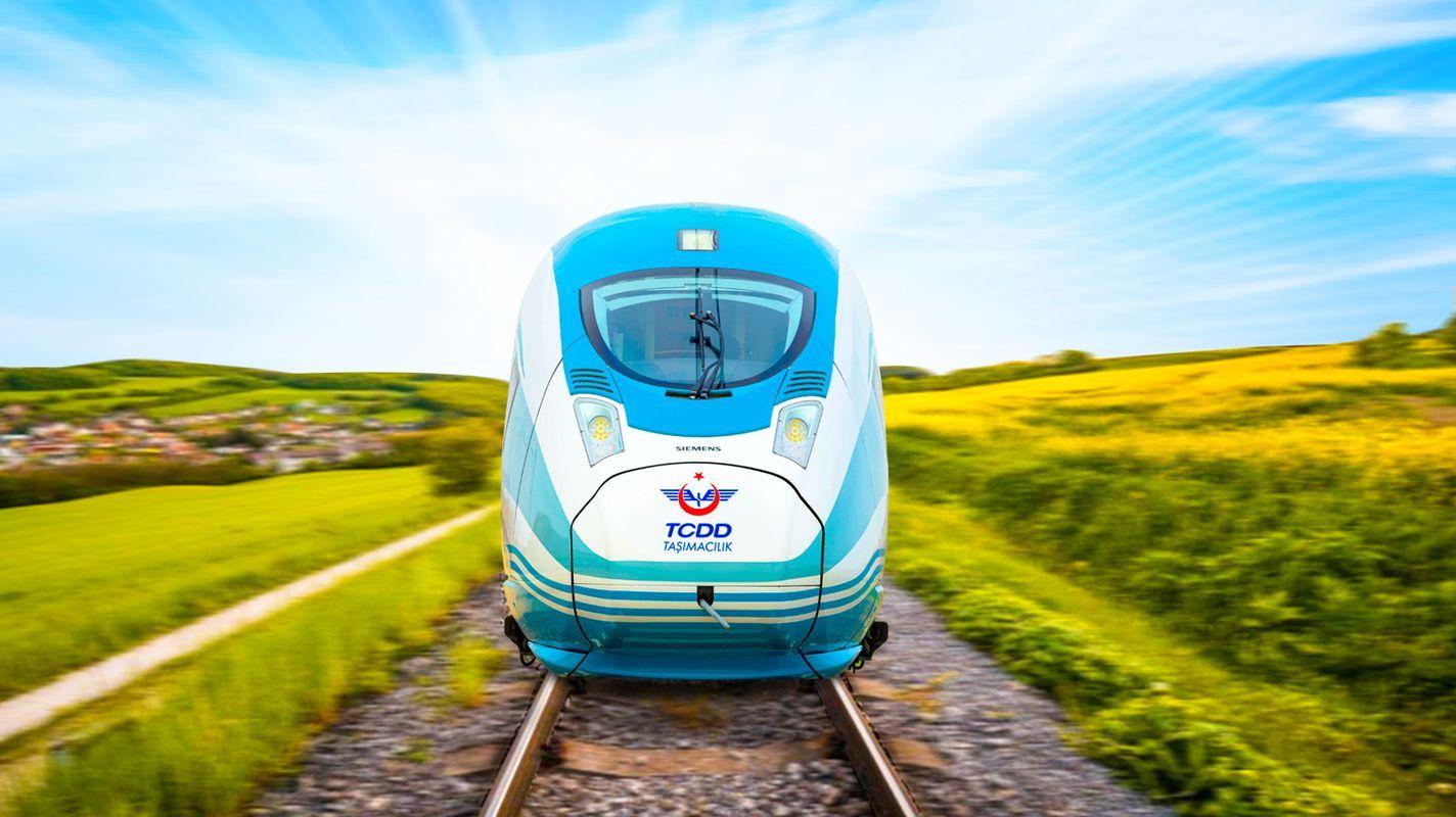 Take advantage of fast train transportation to heromaras