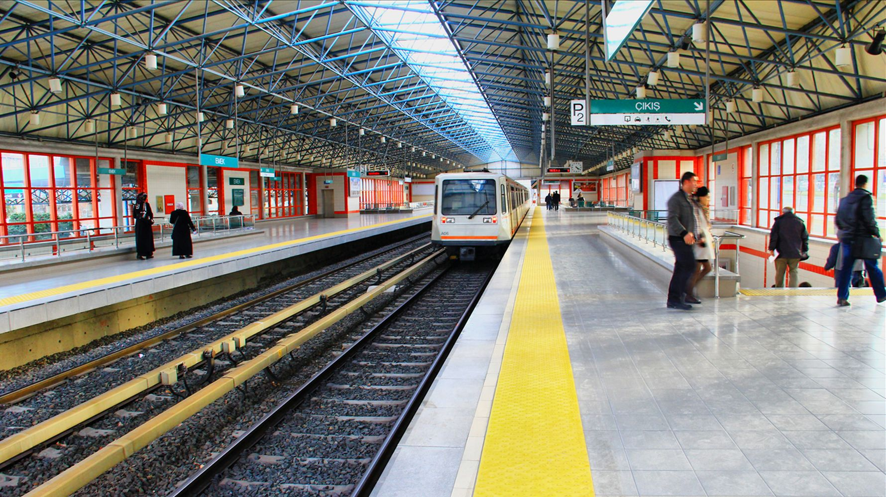 Tender announcement ankara metro and shops in ankaray stations will be rented