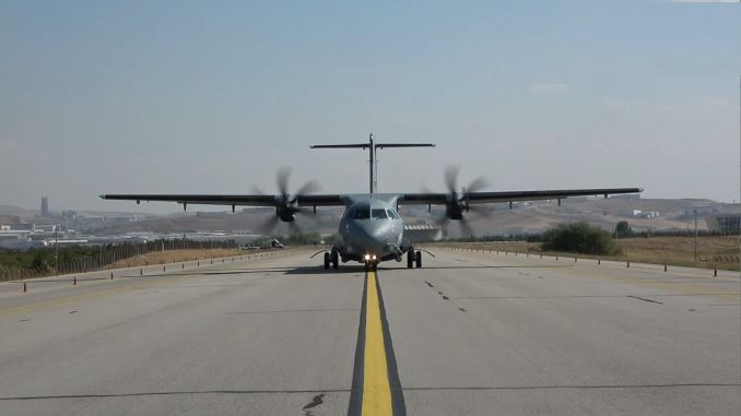 Second p maritime station aircraft delivery took place