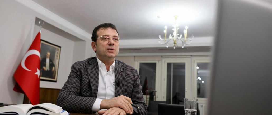 We will reduce the rate of fossil-based vehicles in imamoglu istanbul traffic