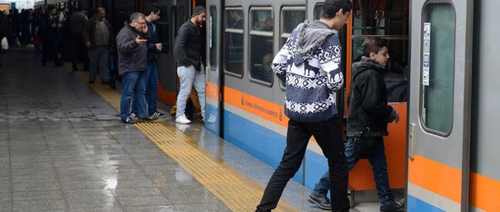 Citizens aged and under age in Istanbul will be able to use public transportation