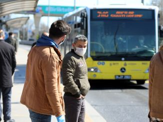 Public transportation increased monthly percentage in February in Istanbul