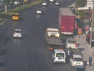 izmir ucretsiz yol yardim hizmeti kaza ve trafik yogunlugunu onledi