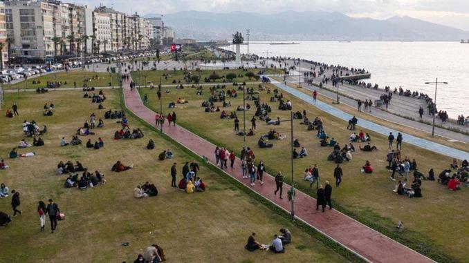 Unemployment rate increased in Izmir