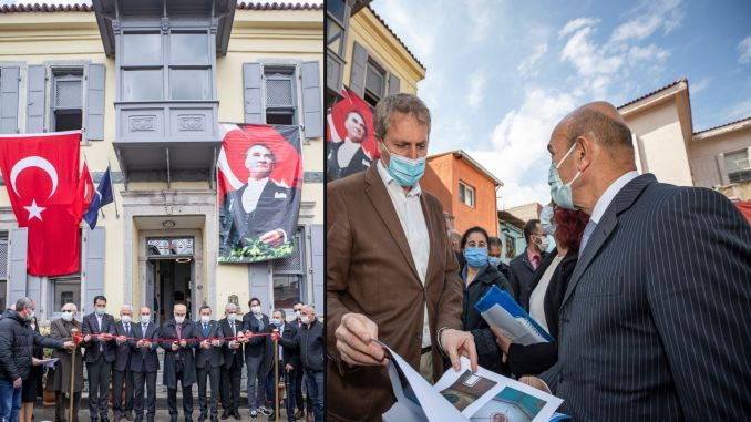 unesco communication and coordination office opened in izmir