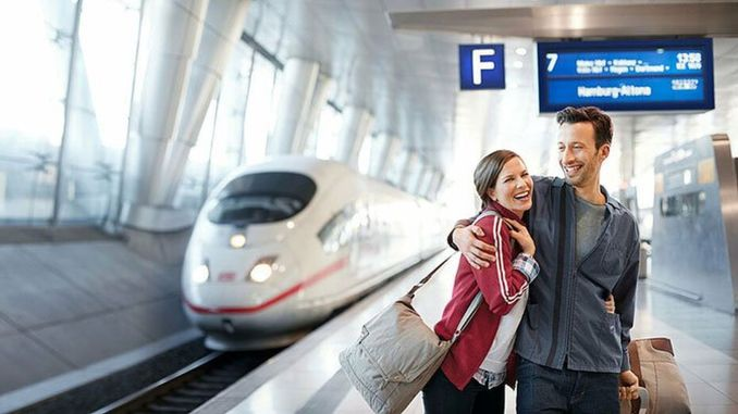 train flight service from lufthansa and deutsche bahn