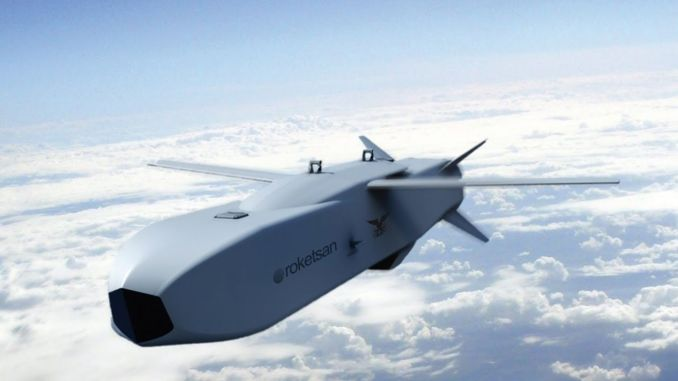 metexanine radar altimeter will power the solid cruise missile