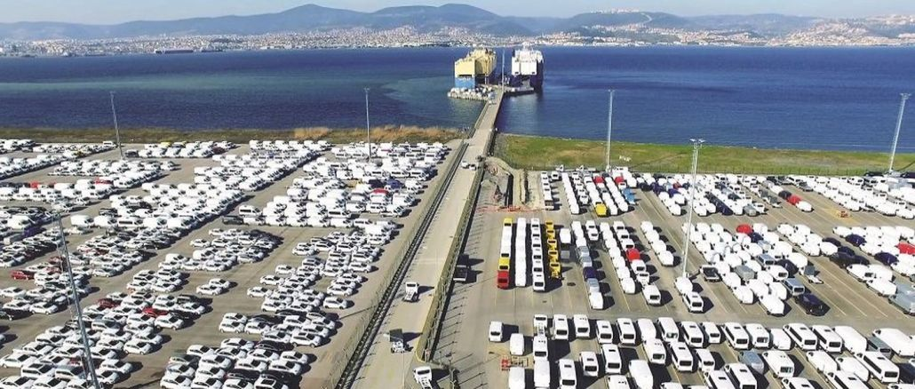 automotive exports were billion dollars in February