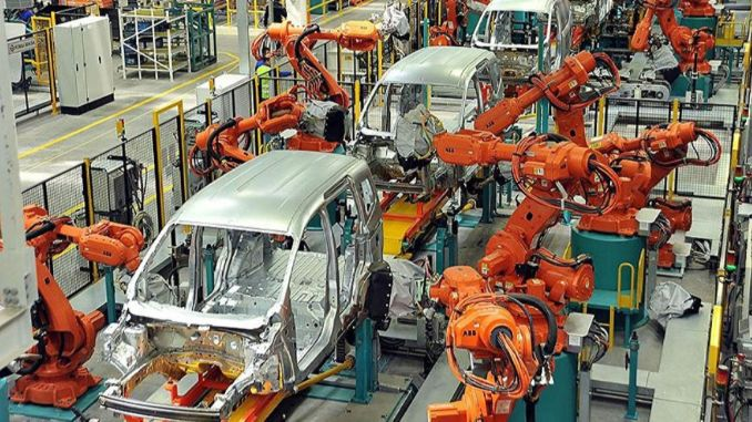 how is automotive production and export?