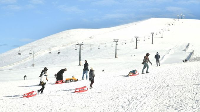 Unity guests will not be accepted to the Samsun Akdag Ski Center on Saturday