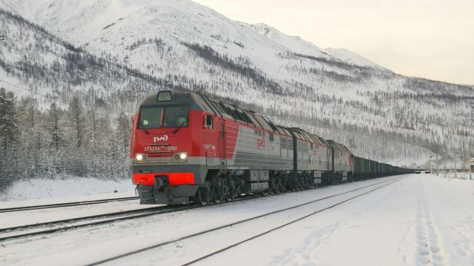 Russian army will finish railway construction in siberia