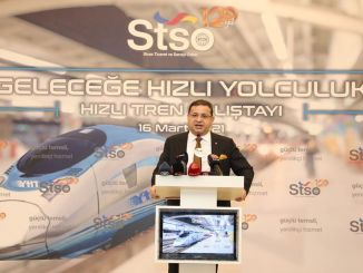 Sivas is getting ready for a high speed train