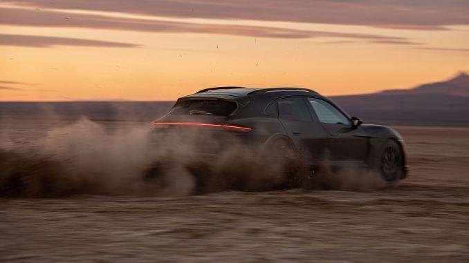 Carrier Cross Turismo Passes Porsche's Tough Test Program