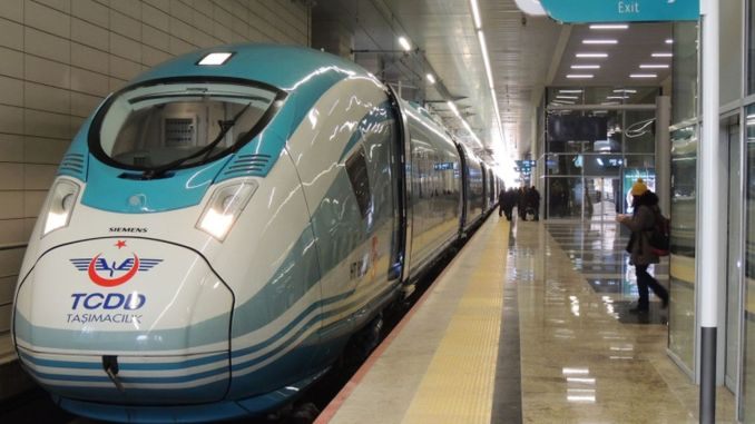 tcdd public service will be extended to