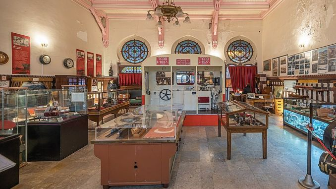 tcdd sirkeci gari railway museum