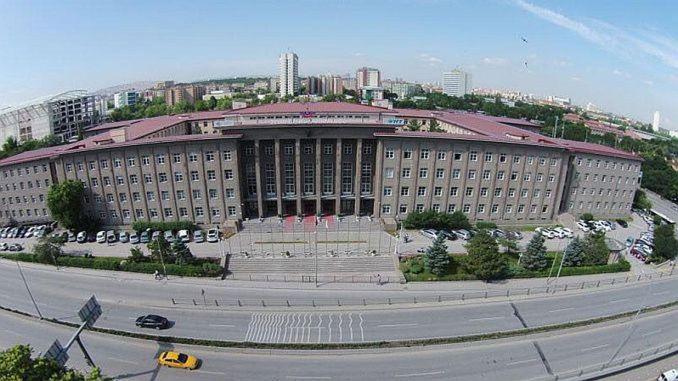 Mahmut Sutcu blev udnævnt til medlem af bestyrelsen for tcdd