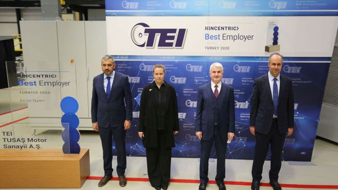 Employers tee kincentric was the best time in the awards program with turkey