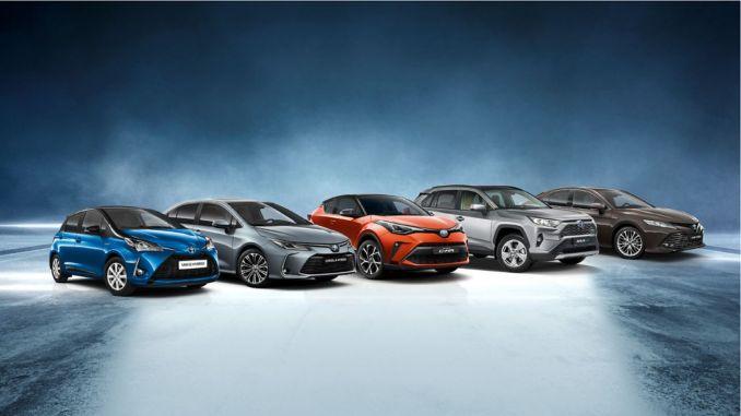 Toyota se priprema za uvođenje novog modela mrežnog segmenta u Evropi
