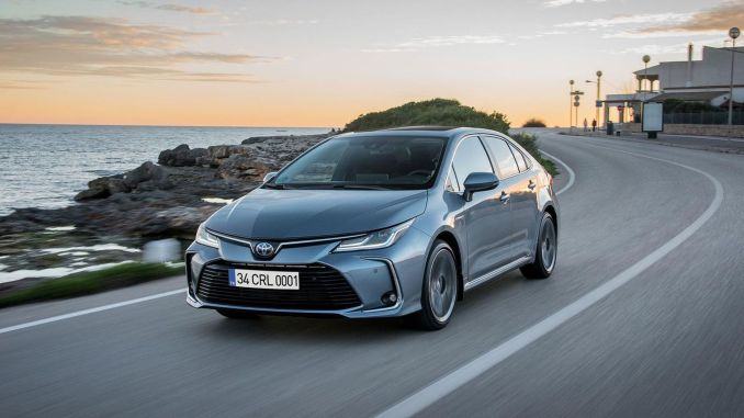 great interest in toyota hybrid models