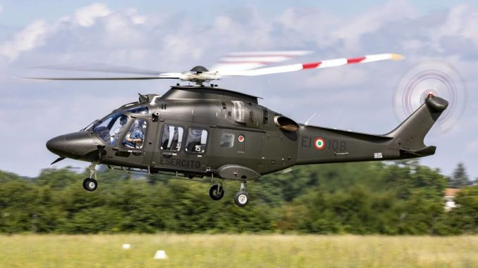 We will work with Italy for the training helicopter need of the Turkish Armed Forces