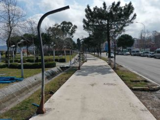 full marks from citizens for the unye bicycle and walkway project