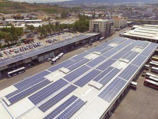 eshot ensia Zusammenarbeit im Bereich erneuerbare Energien