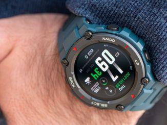 تعرف على الساعة الذكية ذات عمر بطارية البندقية