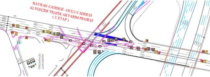 Traffic Arrangement in Bursa Acemler Crossroad
