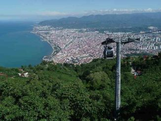 Ordu Boztepe Cable Car Line Opened to Service Working Hours and Fees
