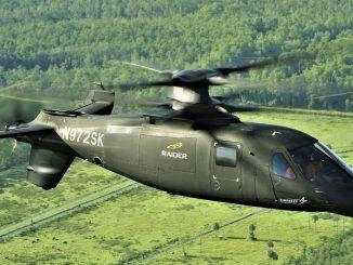S Raider Sikorsky FARA