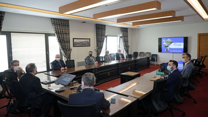 Assessment Meeting on Transportation in Talas District was Held