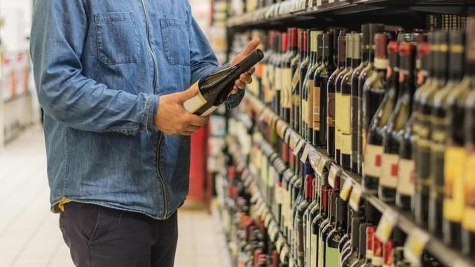 Alcoholic beverages will not be sold in full closure