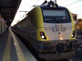 ترتيب خدمات قطار الجزيرة